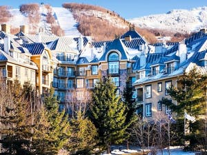 Exterior of Le Westin Resort & Spa, Tremblant