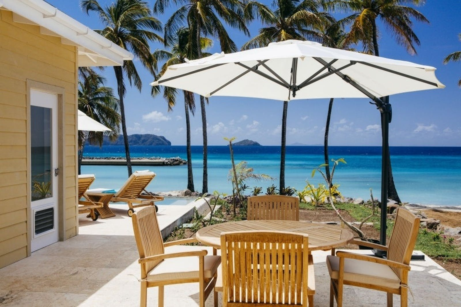 Villa Dining at The Liming, St Vincent & The Grenadines, Caribbean