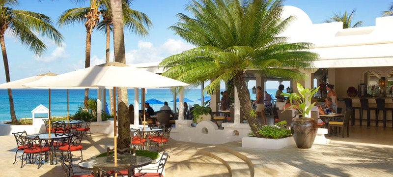Taboras Restaurant at The Fairmont Royal Pavilion, Barbados