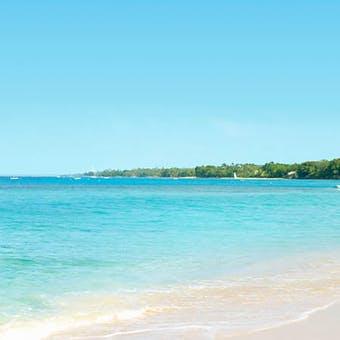Beach at The Fairmont Royal Pavilion, Barbados