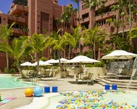Family and Kids Pool at The Ritz-Carlton Abama, Tenerife