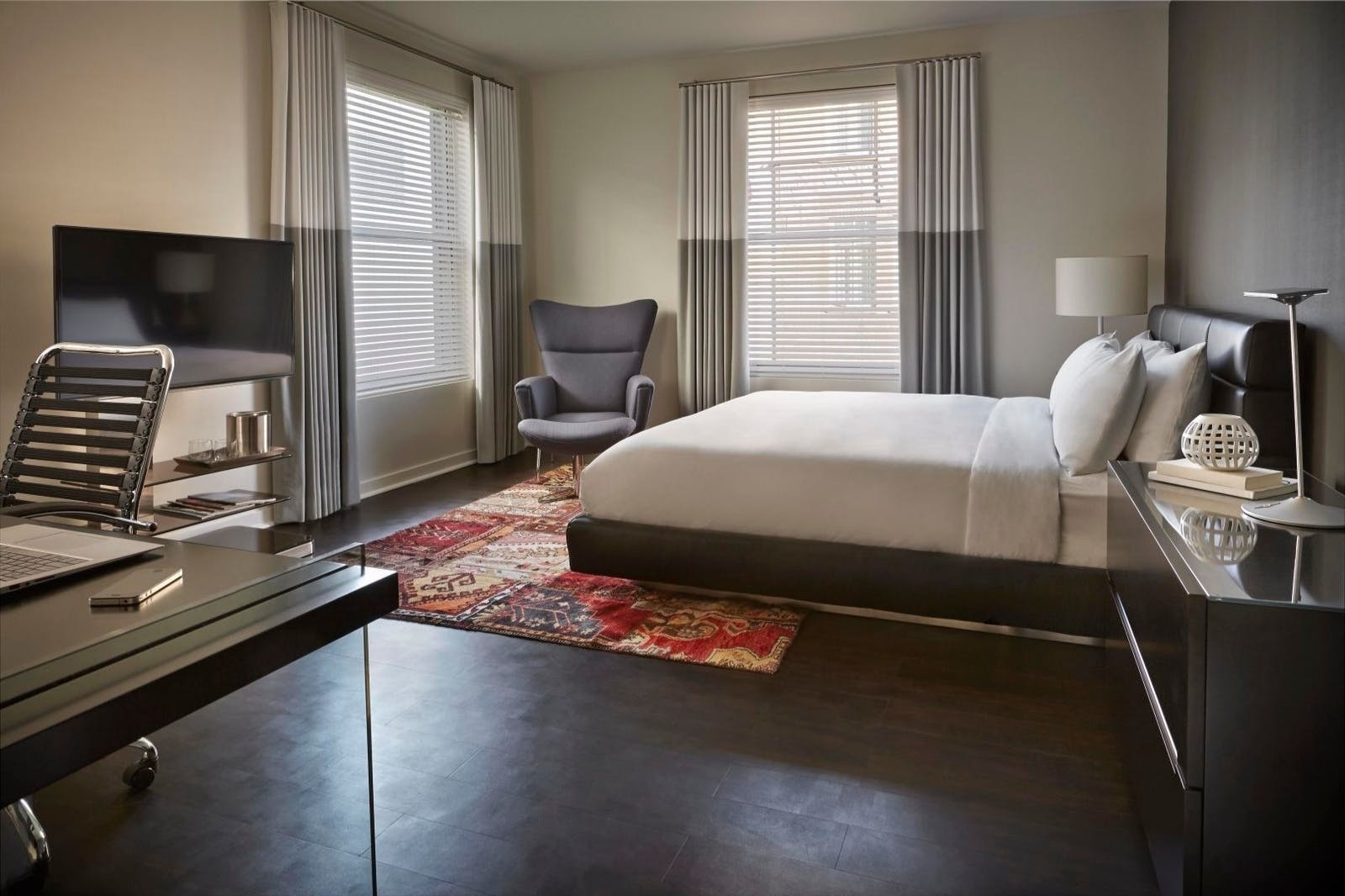 Premier Room at Hotel Zetta, San Francisco, California