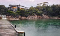 Lodge exterior, Freycinet Lodge