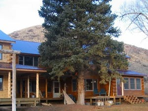 Exterior of Focus Ranch, Colorado