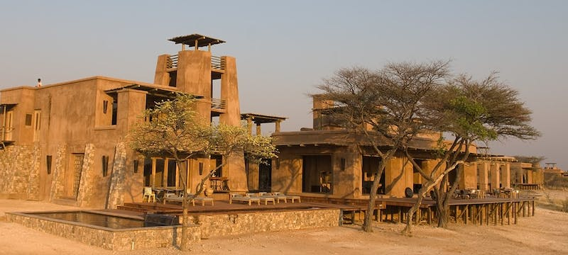 The Fort at Onguma Private Game Reserve