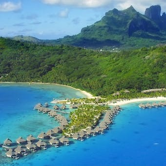luxury holidays to bora bora