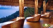 Beautiful surroundings at Four Seasons Resort Koh Samui, Thailand