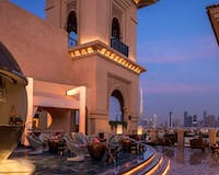 Bar at Four Seasons Resort Dubai at Jumeirah Beach