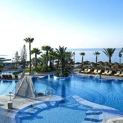 Main Pool at Four Seasons Hotel, Limassol, Cyprus