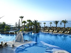 Main Pool at Four Seasons Hotel Cyprus