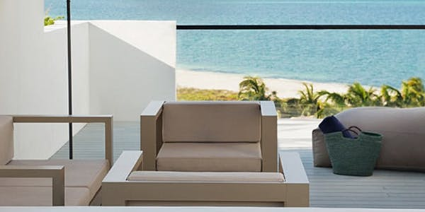Excellence Club Two-Storey Rooftop Terrace Suite With Plunge Pool