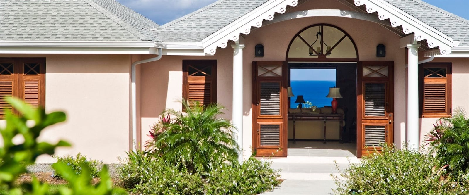 four bedroom pinneys beach residence villa with pool at four seasons resort nevis