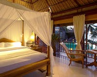 Bedroom at Fregate Island Private, Seychelles