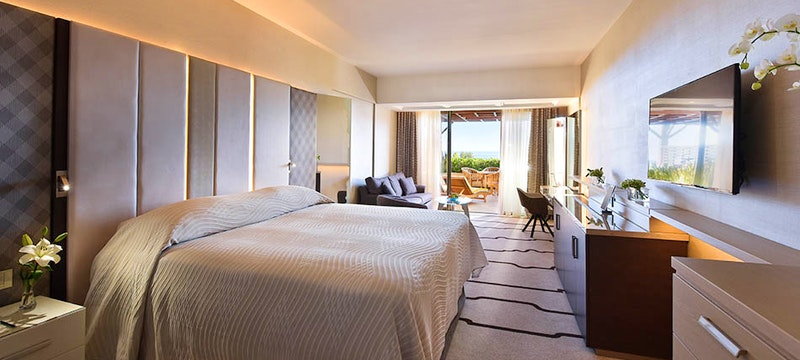 Accommodation at Four Seasons Hotel Cyprus