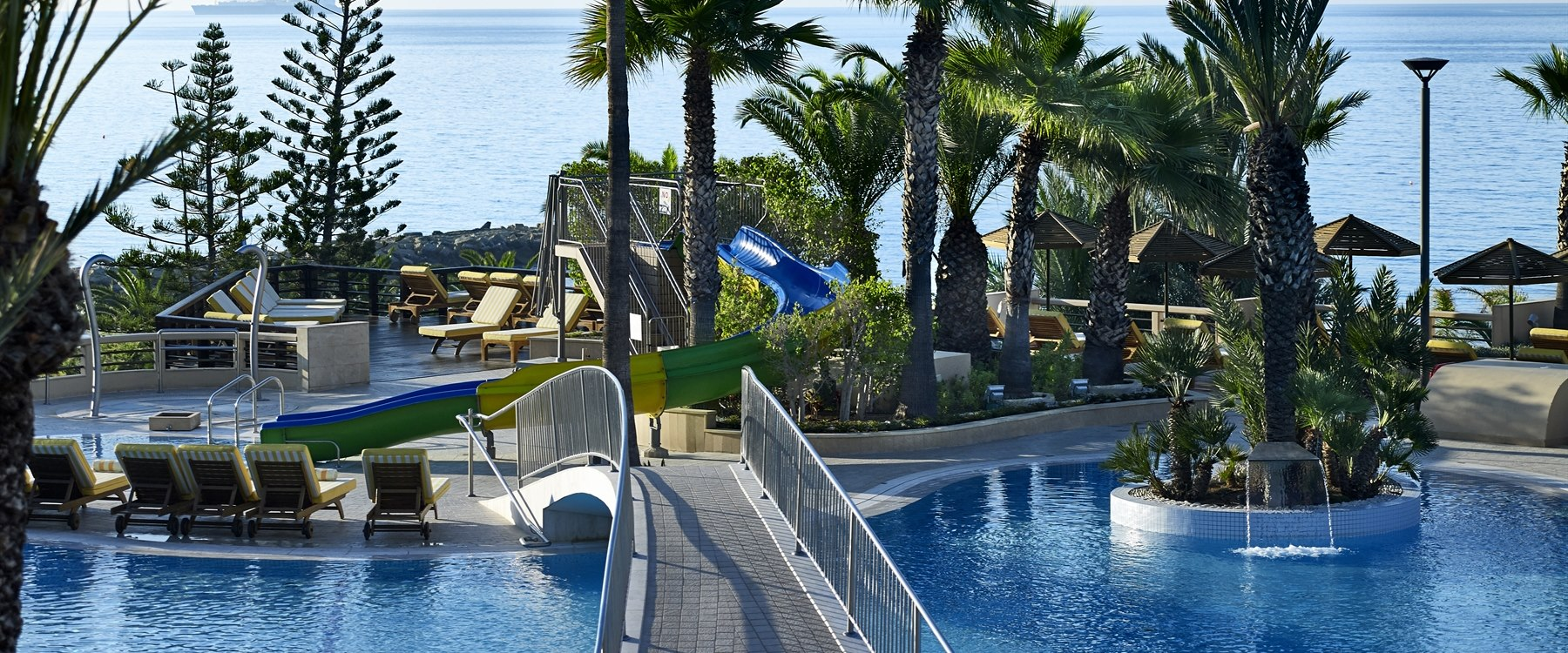 Kids Pool at Four Seasons Hotel Cyprus