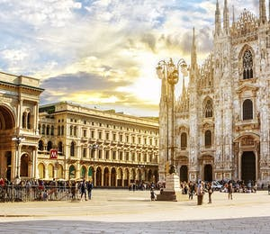 luxury holidays to milan italy