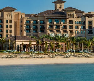 Beach at Four Seasons Resort Dubai at Jumeirah Beach