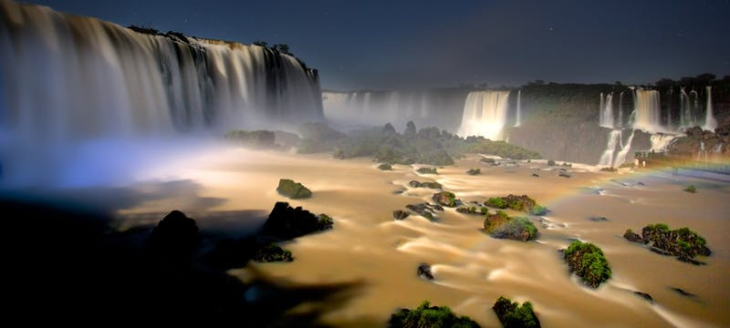 Full moon tour at Belmond Das Cataratas, Brazil