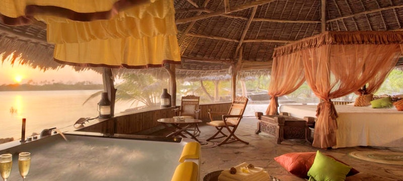 Deluxe Family Beach Front at The Funzi Keys, Kenya