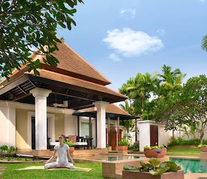 Exterior at Banyan Tree Spa Sanctuary