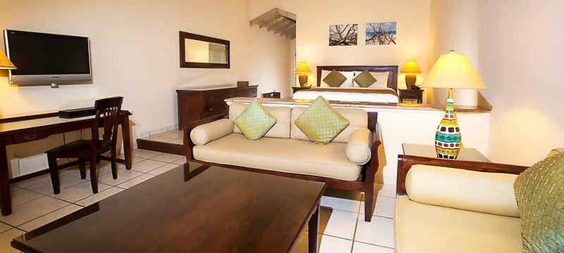 Premium Beachfront Suite at Galley Bay Resort & Spa, Antigua
