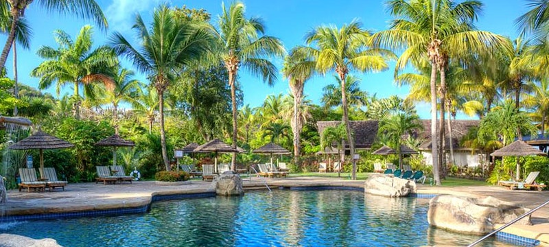 Freshwater pool at Galley Bay Resort & Spa, Antigua