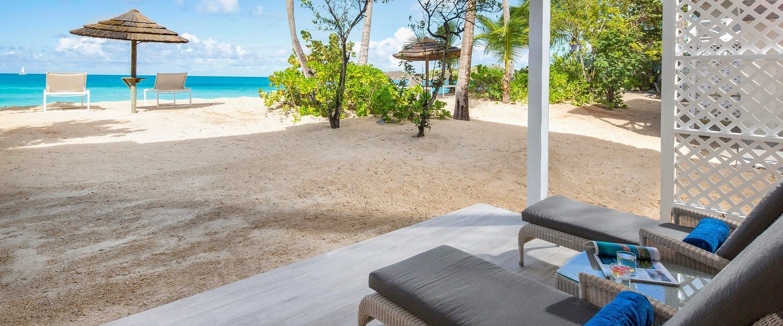 Deluxe Beachfront Room at Galley Bay Resort & Spa, Antigua