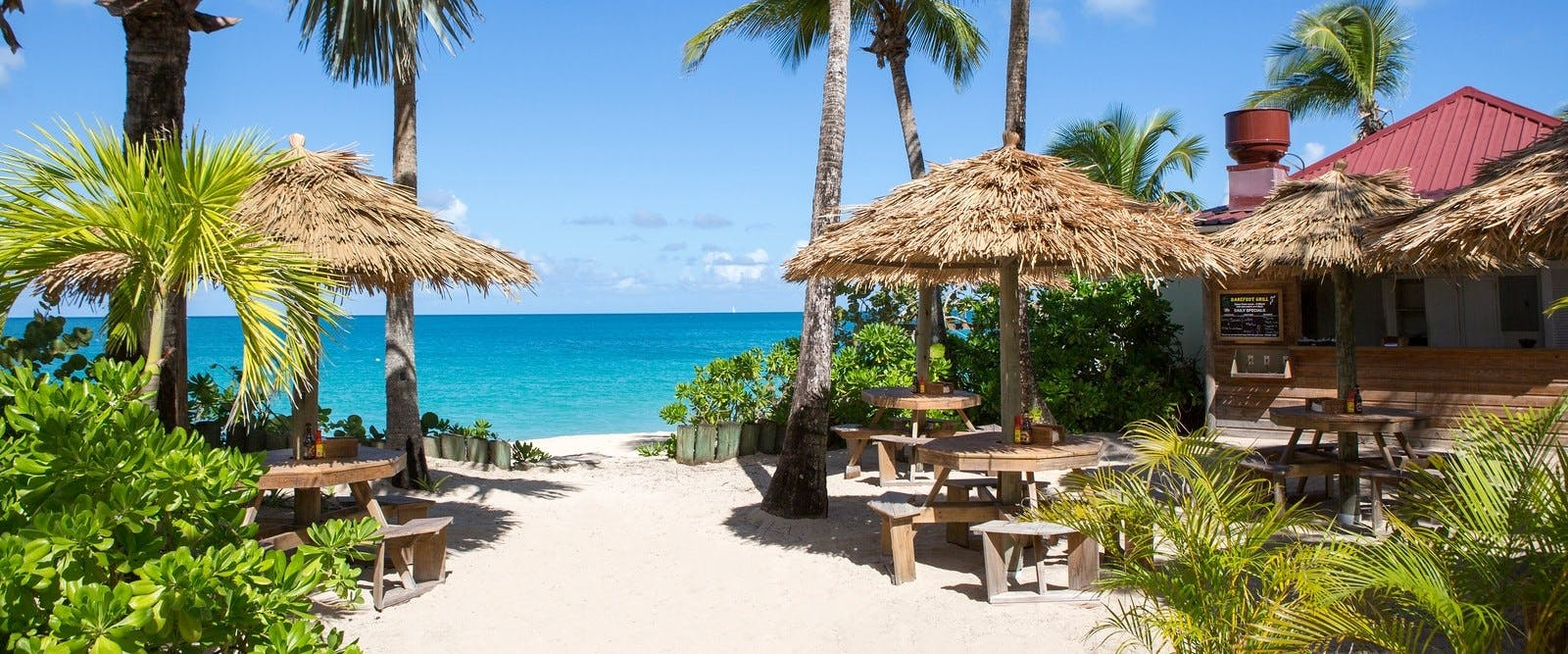 Barefoot Grill at Galley Bay Resort & Spa, Antigua