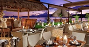 Dining at Gaya Island Resort