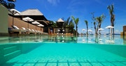 Pool at Gaya Island Resort