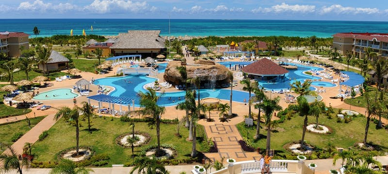 Overview of Iberostar Laguna Azul