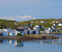 twillingate fishing village