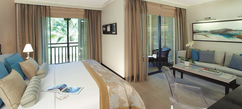 Junior suite at Lux Saint Gilles