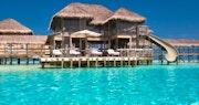 Exterier at Gili Lakanfushi