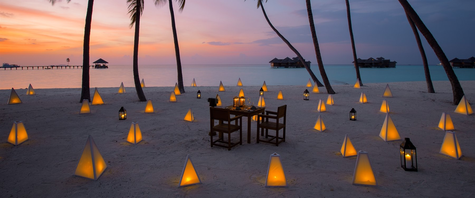 Destination dining at Gili Lankanfushi, Maldives