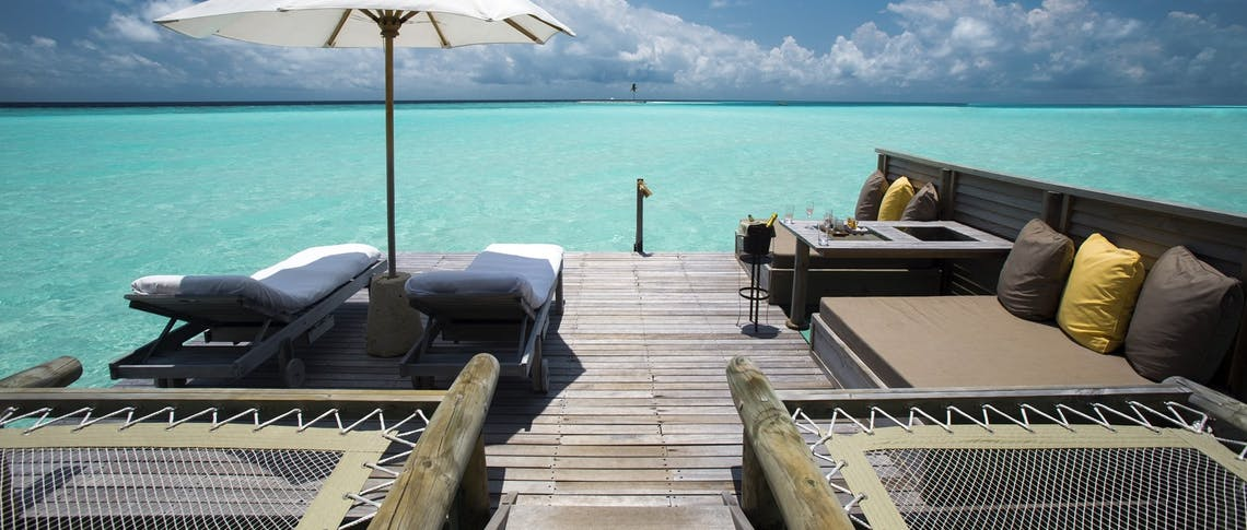 Villa Suite Sun Deck at Gili Lankanfushi, Maldives