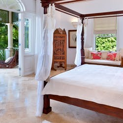 Bedroom at Sugar Hill – Go Easy, Barbados