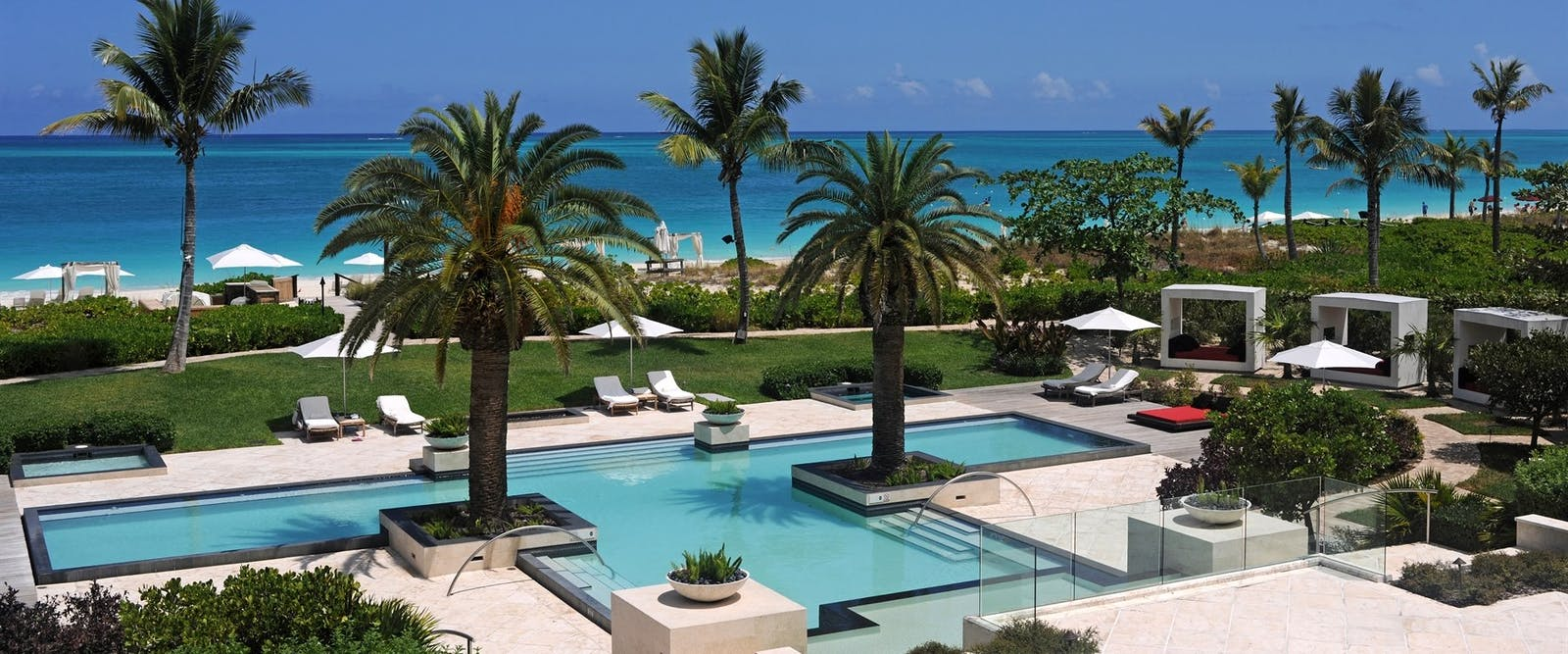 Estate Pool at Grace Bay Club, Turks And Caicos
