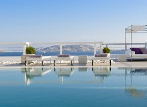 Top Five Mykonos Hotels