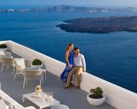 Champagne Lounge, Grace Santorini, Auberge Resorts Collection, Santorini, Greece