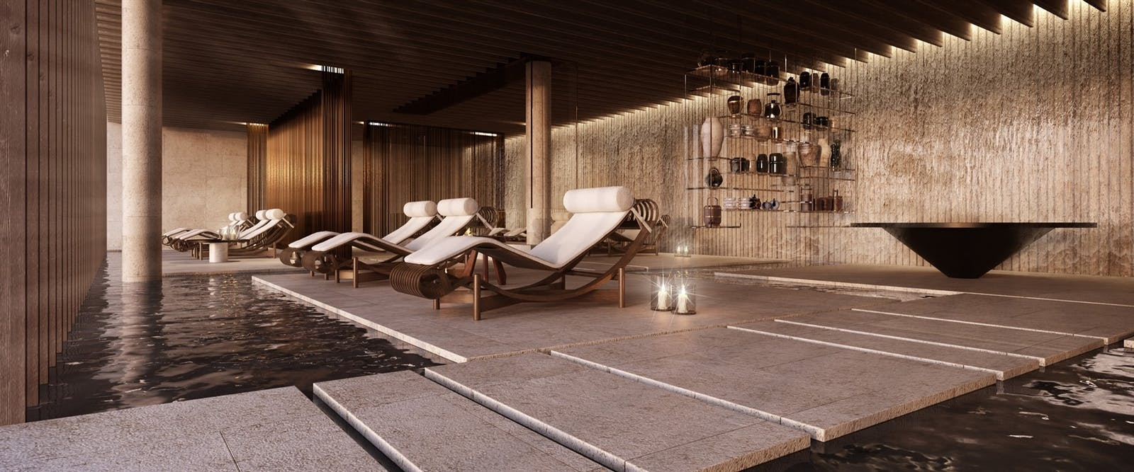 Spa, Grand Park Hotel, Rovinj, Croatia