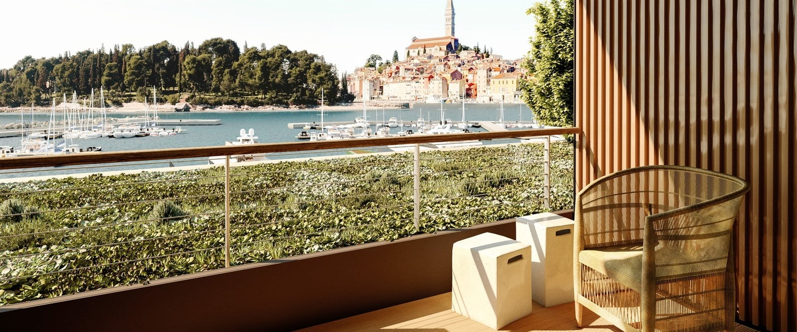 Sea View, Grand Park Hotel, Rovinj, Croatia