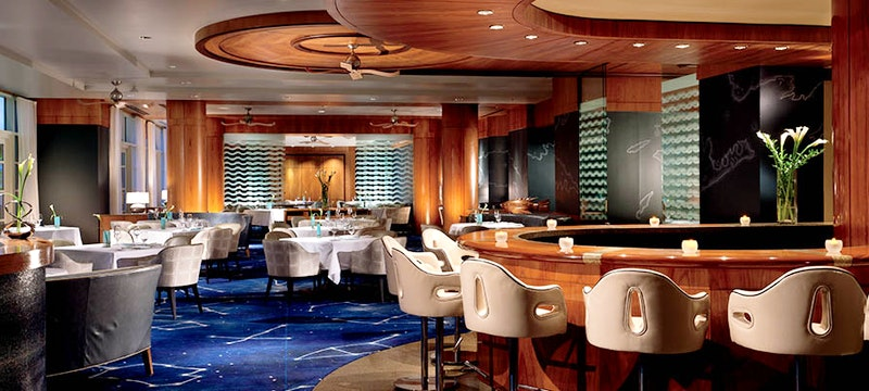 Blue by Eric Ripert at The Ritz-Carlton, Grand Cayman, Cayman Islands