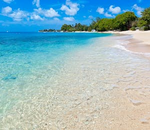 Beach at Greensleeves, Barbados