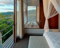 Luxury Suite view at Grootbos Nature Reserve, Gansbaai