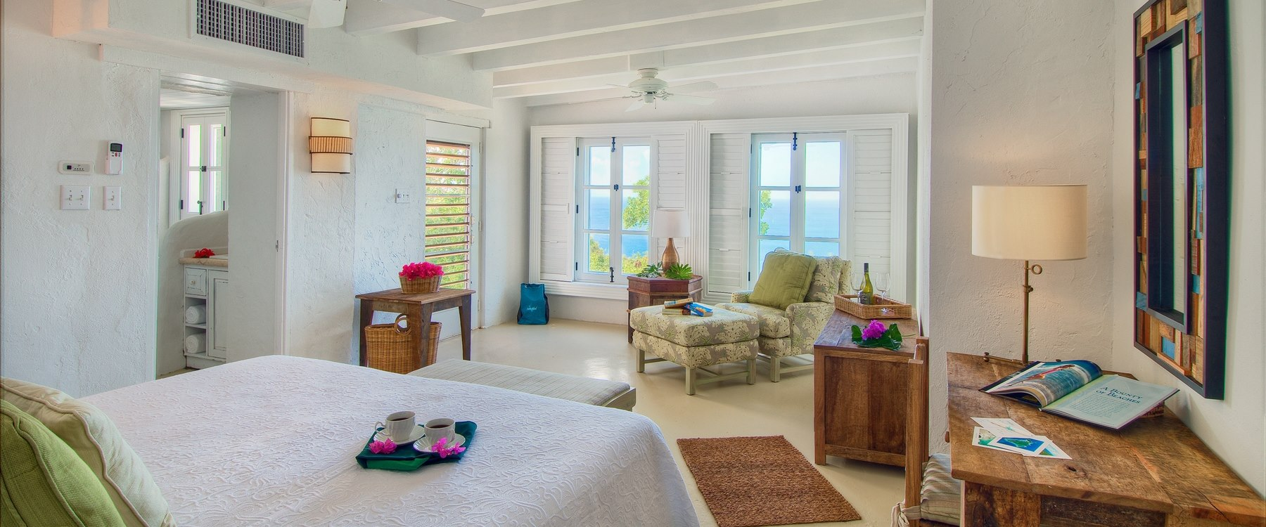 3 bedroom Villa at Guana Island, British Virgin Islands