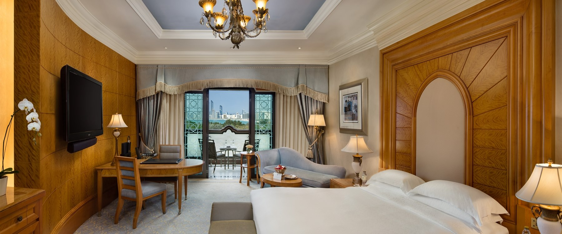 King Room at Emirates Palace, Abu Dhabi