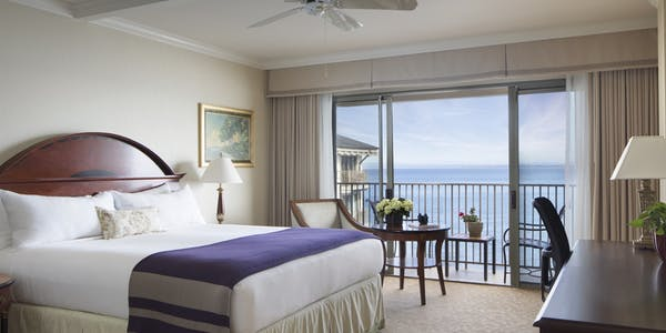 direct ocean view room
