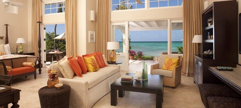 beachside suite at jumby bay a rosewood resort antigua