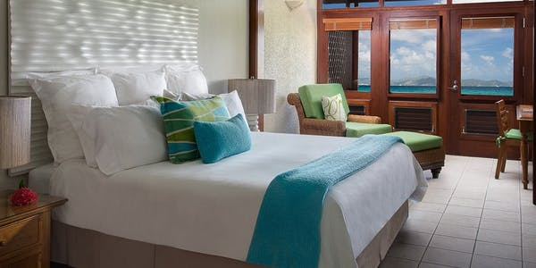 ocean view deluxe rooms